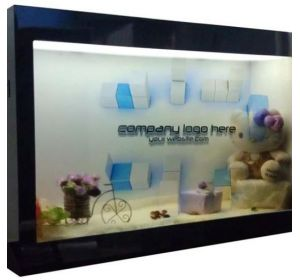 Transparente Displays